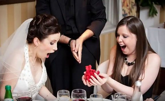 Unforgetable Magical Moments at Your Wedding Reception